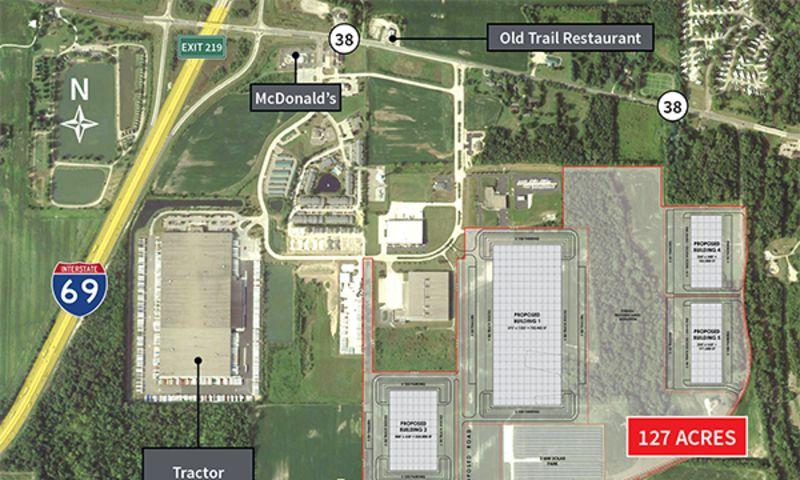 Falls Pointe Business Park - Land - Sale - Property View