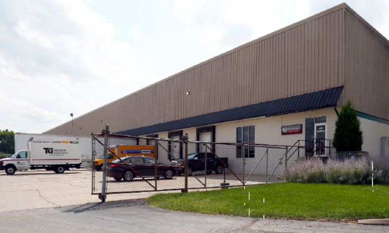 1436 Brookville Way - Industrial - Sublease - Property View