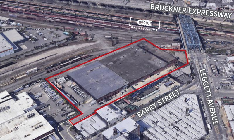 1080 Leggett Ave - Industrial - Lease - Property View