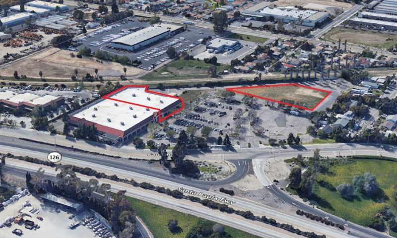 Seritage - 895 Faulkner Road - Retail - Lease - Property View