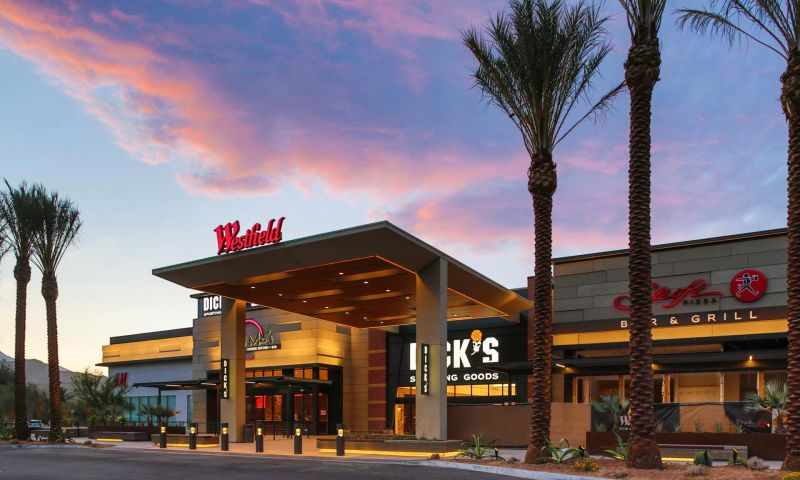 Seritage - Westfield Palm Desert - Retail - Lease - Property View