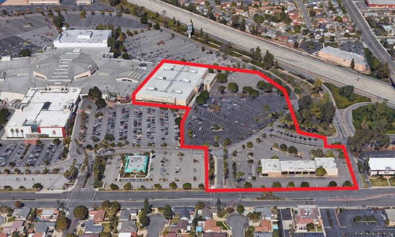 Seritage - Westminster Mall - Retail - Lease - Property View
