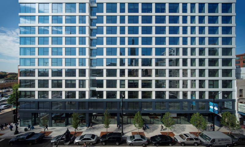 The Van Buren - Retail - Lease - Property View