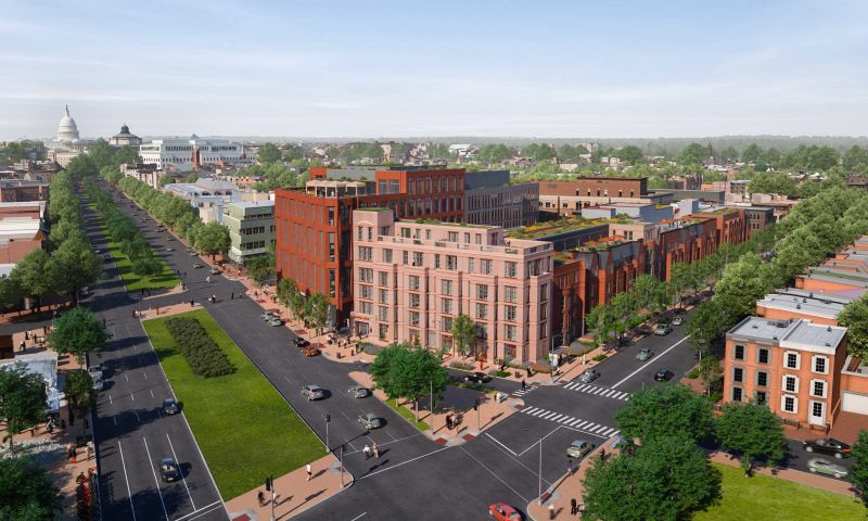 700 Pennsylvania Avenue Southeast - Office - Lease - Property View