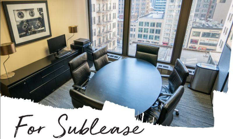 111 E Wacker Dr - Office - Sublease - Property View