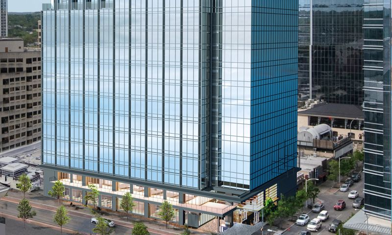 300 Colorado - Office - Lease - Property View