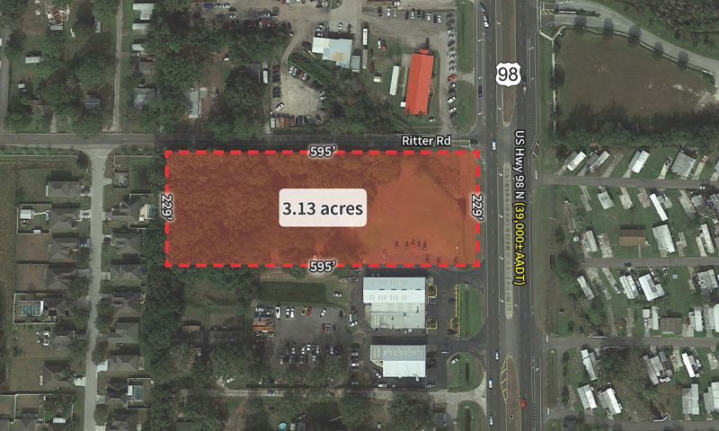 North LakelandLand - Retail - Sale - Property View