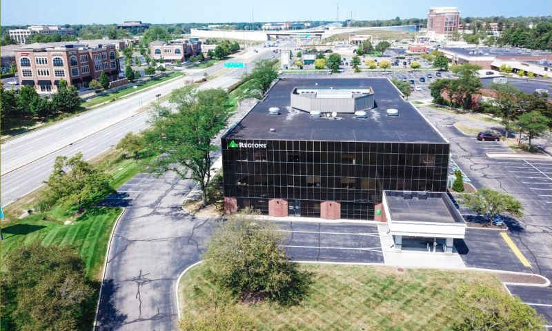 Meridian North - Office - Lease - Property View