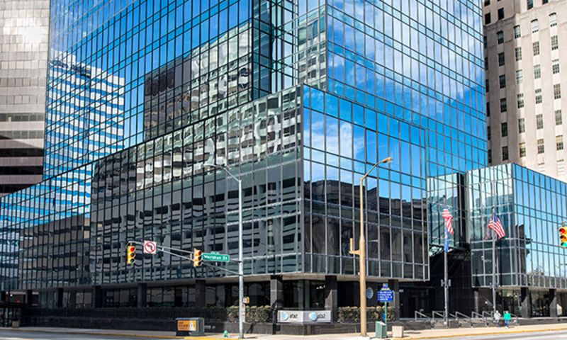 220 North Meridian - Office - Lease - Property View