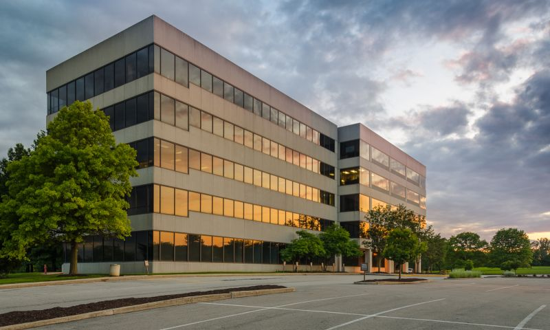2 Woodfield Crossing - Office - Lease - Property View