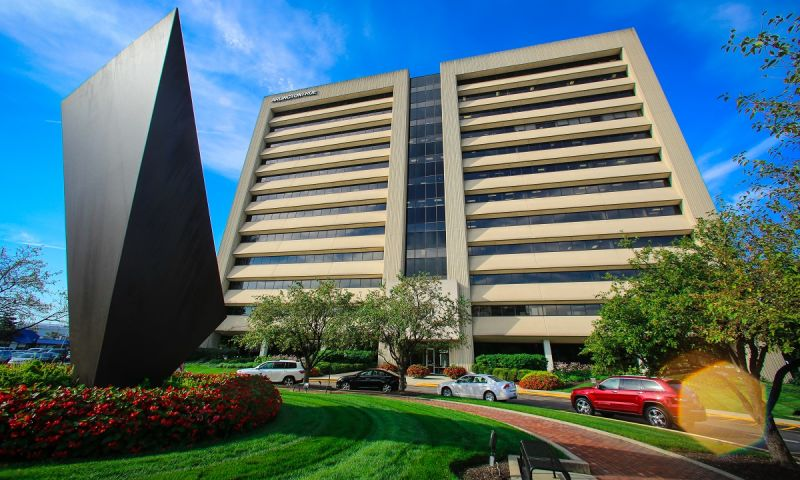 8900 Keystone Xing - Office - Lease - Property View