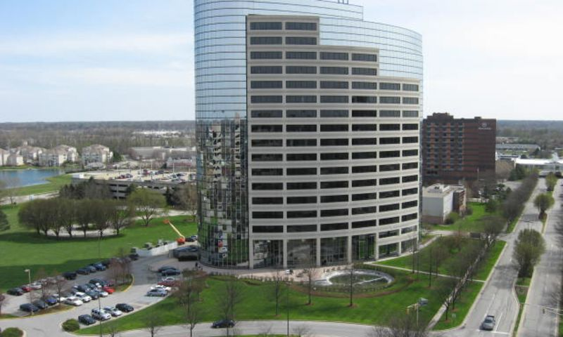 8888 Keystone Crossing - Office - Lease, Sublease - Property View