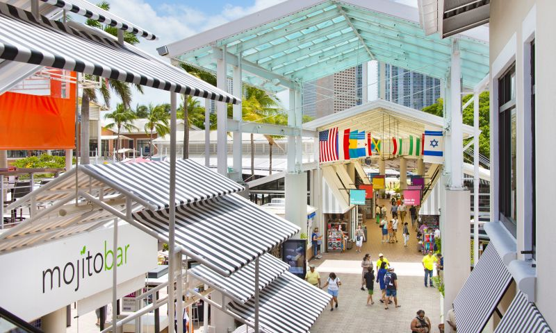 Bayside Marketplace - Retail - Lease - Property View