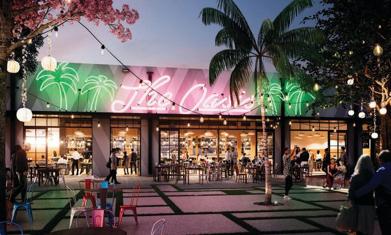 Oasis Wynwood - Retail - Lease - Property View