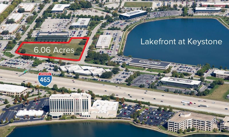 Lakefront at Keystone - BTS Hotel Site - Land - Sale - Property View