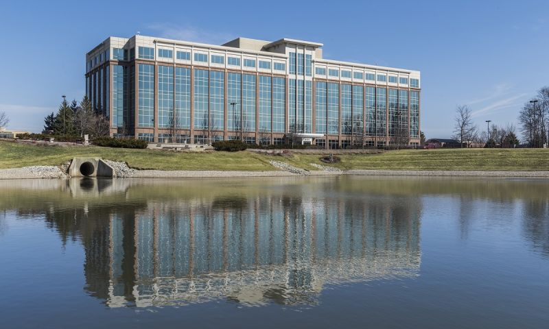 Six Parkwood Crossing - Office - Lease - Property View