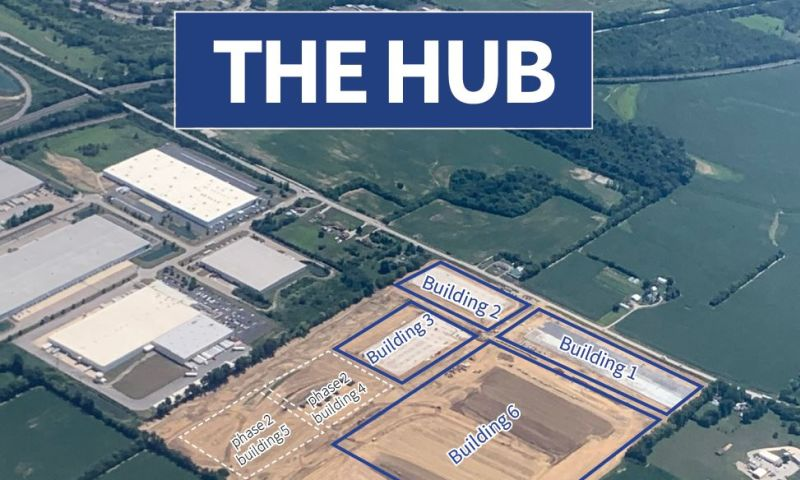 The Hub at Rickenbacker - Industrial - Lease - Property View