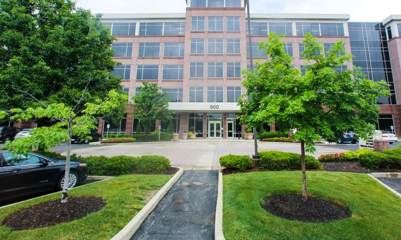 Nine Parkwood Crossing - Office - Lease - Property View