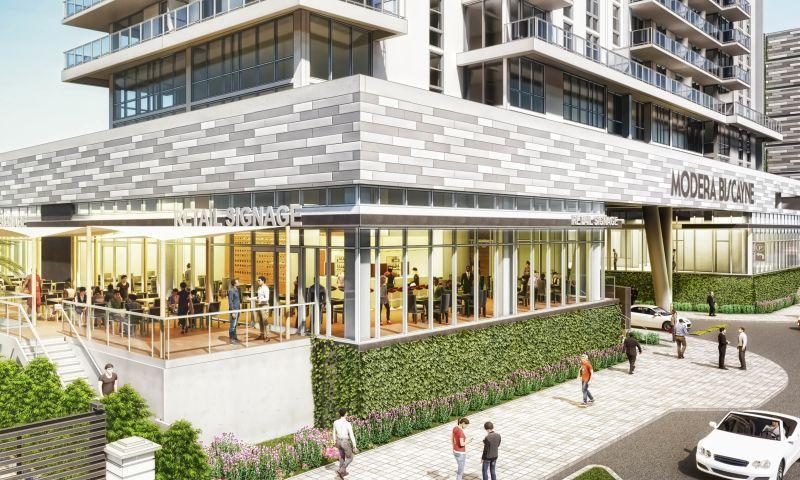 Modera Biscayne Bay - Retail - Lease - Property View