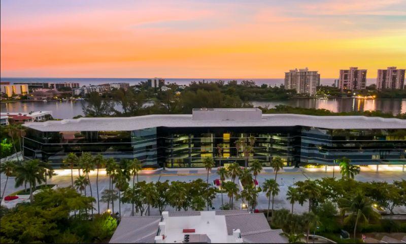 Peninsula Plaza - Office - Lease - Property View