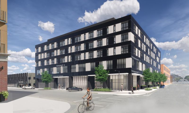 418 East Grand Avenue - MixedUse - Lease - Property View