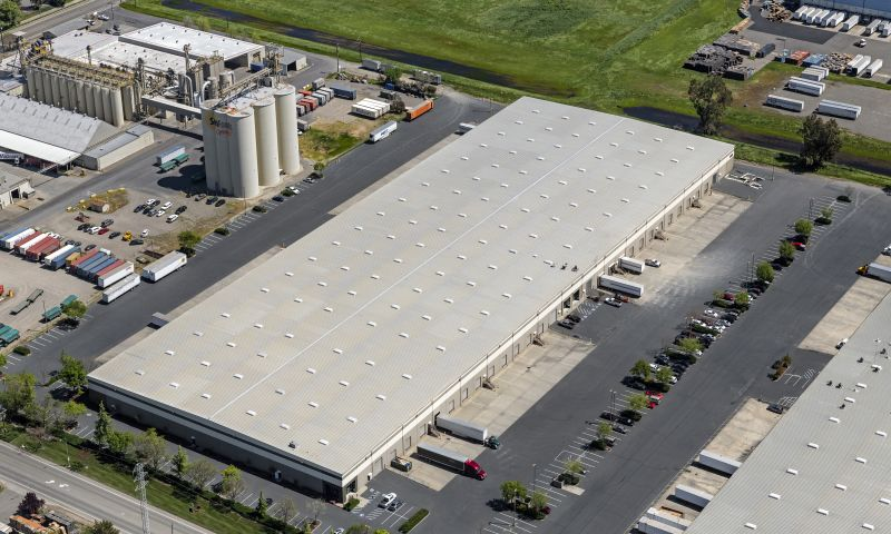 Pioneer Distribution Center - Industrial - Lease - Property View