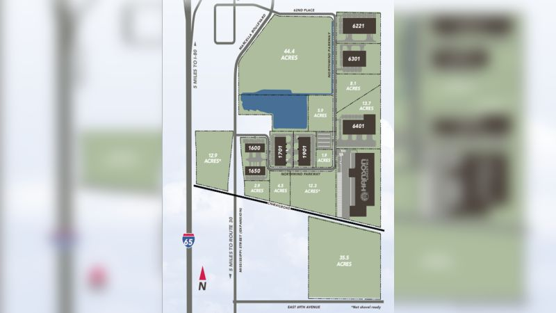 NorthWind Crossing - Lot I - Industrial - Lease