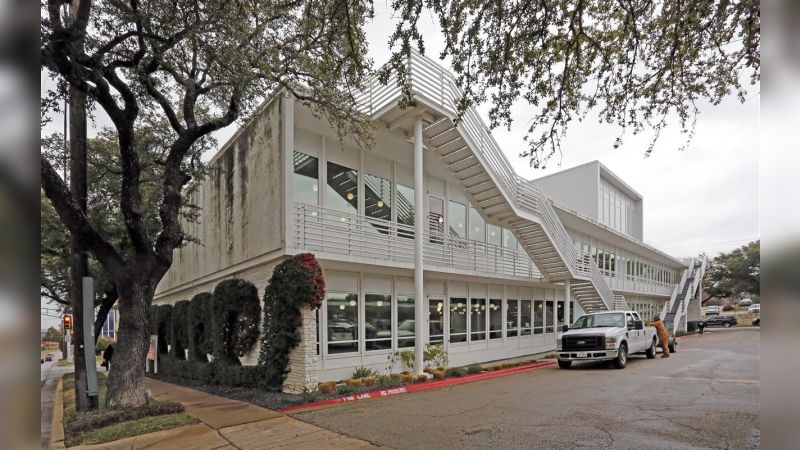 1407 Texas Street - Office - Sale