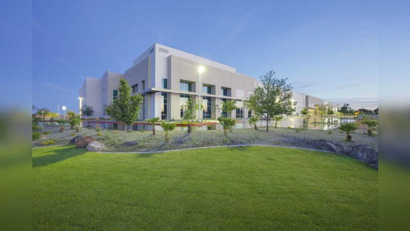 Airport - I-10 Business Park Phase I - Bldg B - Industrial - Lease