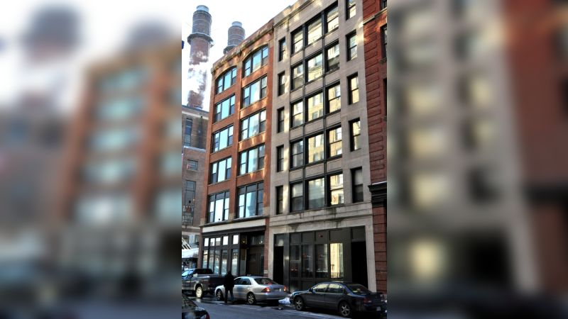 201-207 South Street - Office - Lease