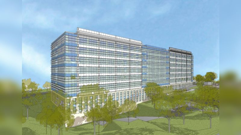 6000 Montrose Road - West Tower - Office - Lease