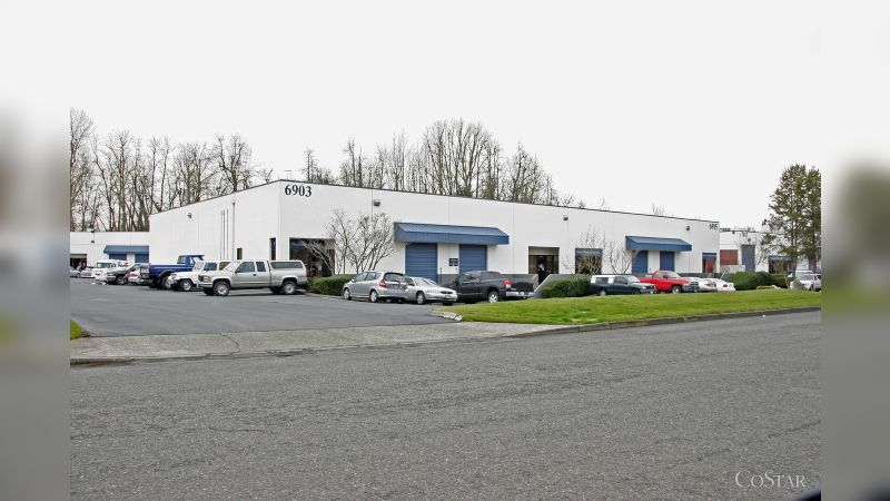 Airport Business Center - Building 4 - Industrial - Lease
