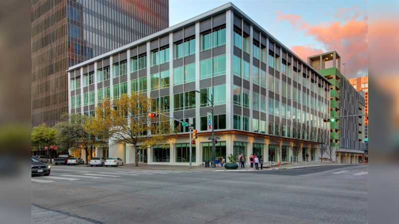 501 Congress Avenue - Office - Lease