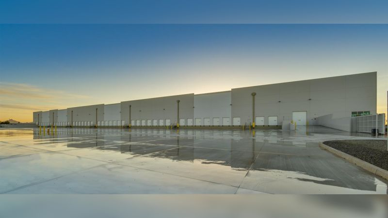 Airport - I-10 Business Park Phase I - Bldg A - Industrial - Lease