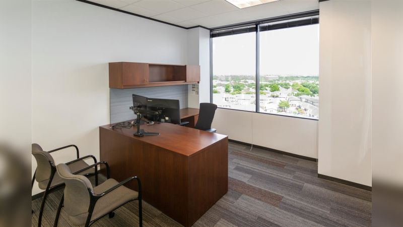 2925 Briarpark Drive - Office - Sublease