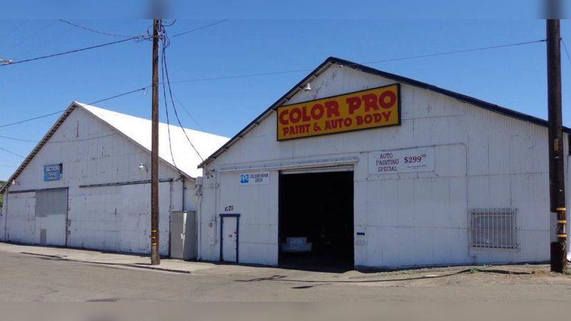 1021-1025 E Hazelton Ave - Industrial - Sale