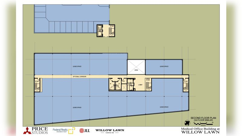 Willow Lawn - Office - Lease