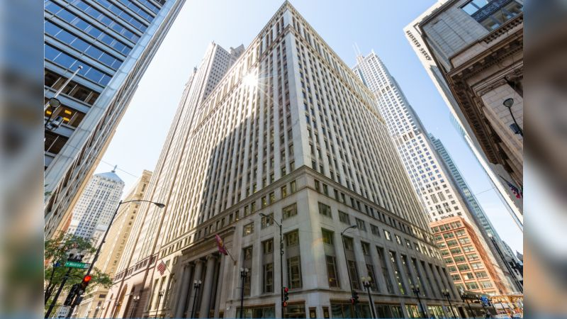 120 South LaSalle - Office - Lease