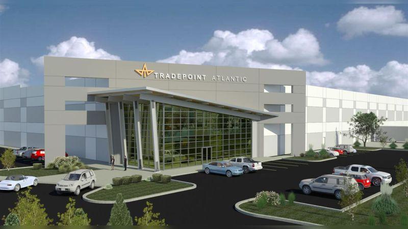 Logistics Center VII - Industrial - Lease