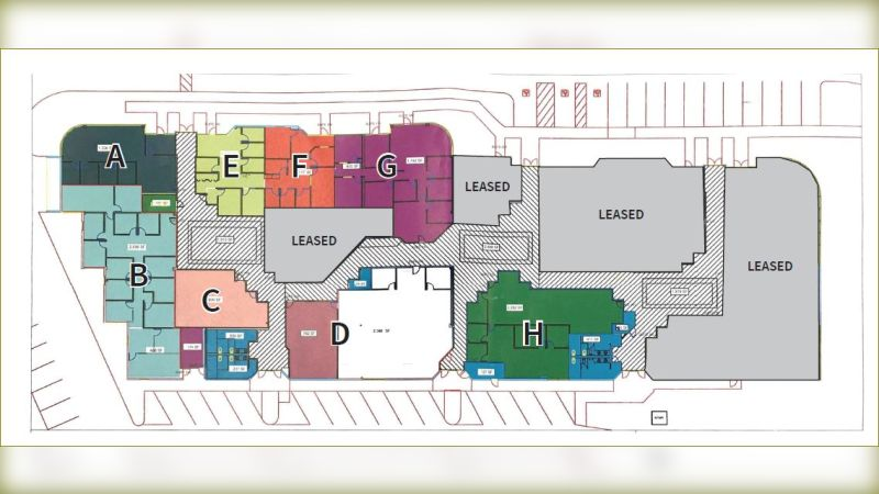 Tazon Springs - Office - Sublease