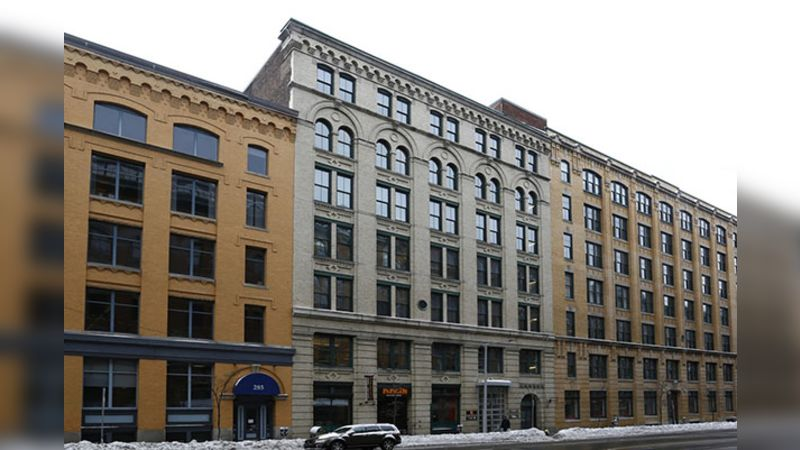 281 Summer St - Office - Lease