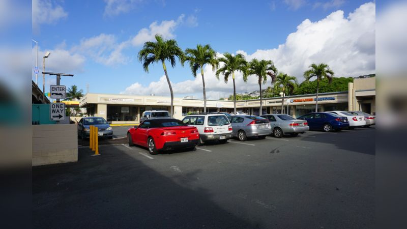 Kahala Square - Retail - Lease