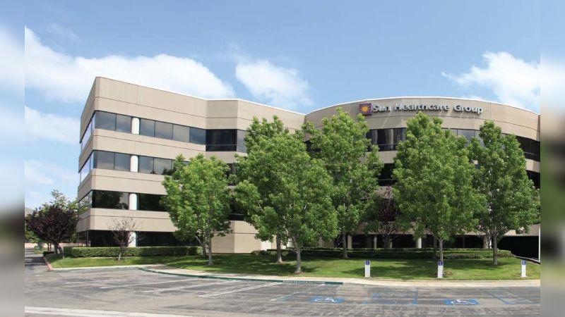 Von Karman Corporate Plaza - Office - Lease