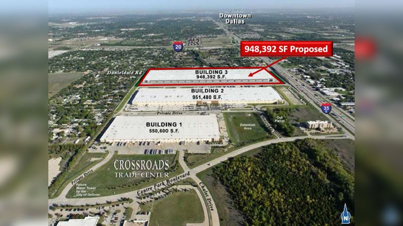 2119 N I-35 E - Industrial - Lease, Sale