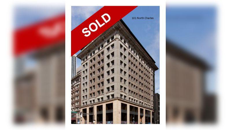 101 N. Charles Street - Office - Sale