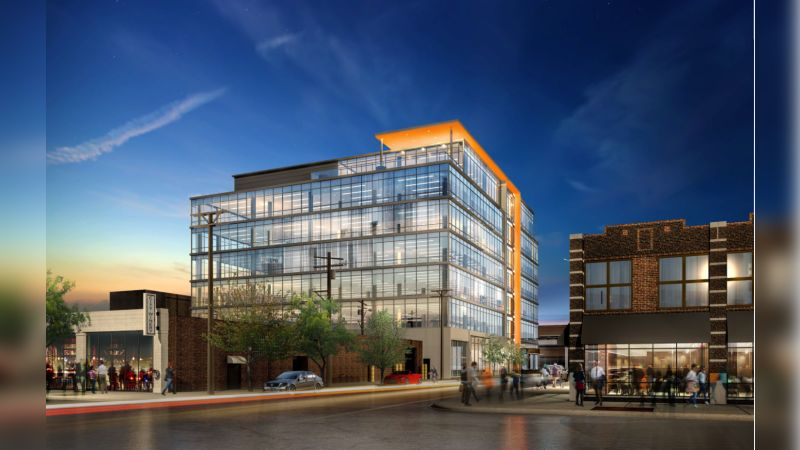 1201 West Lake Street - Office - Lease