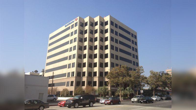 Pasadena Financial Center - Office - Lease