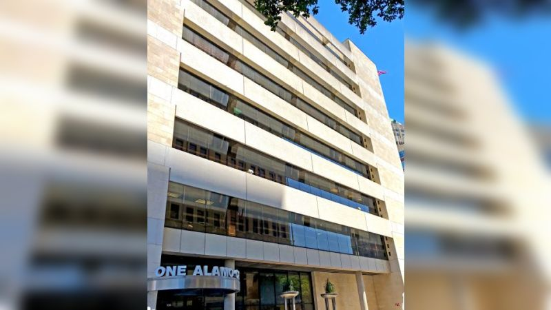 One Alamo Center - Office - Lease