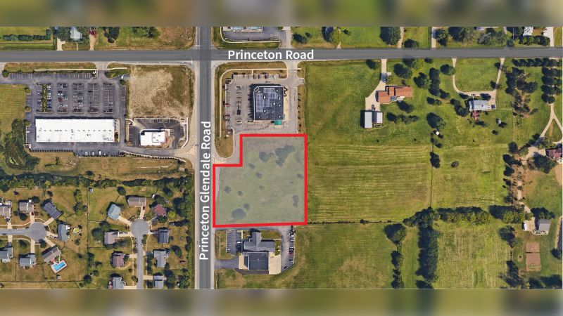 6638 Princeton-Glendale Road - Land - Sale