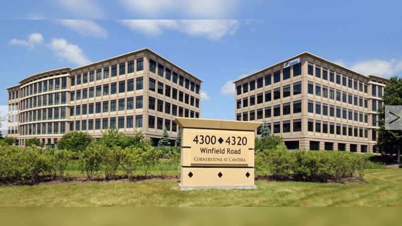 Cornerstone II at Cantera - Office - Lease